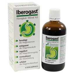 Iberogast overdose preparation are connected not only with its prokinetic effects